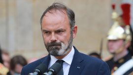 French Prime Minister Resigns