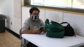 In California Heatwave, Pandemic Makes It Hard to Cool Off