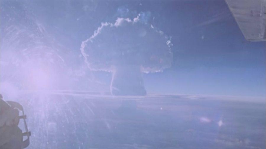 Russia Releases Secret Footage of 1961 'Tsar Bomba' Hydrogen Blast