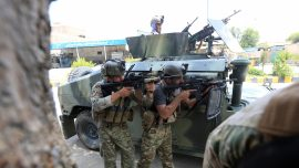 Afghan Forces Retake Jail Attacked by ISIS; 29 Killed, Hundreds of Prisoners Missing
