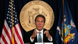 New York Governor Says Gyms Can Open With Restrictions