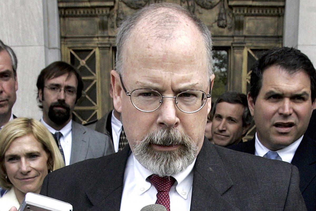 Attorney John Durham