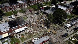 Huge Explosion Rocks Baltimore Neighborhood: Officials