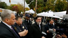 Protester's Arrest Leads to Crowd Forming at Pittsburgh Mayor's Home