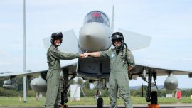 Israeli Air Force Heads to Germany for Joint Exercises