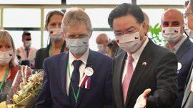 Beijing's Threats Against Czech Senator Visiting Taiwan Draws Rebuke From Czech Republic