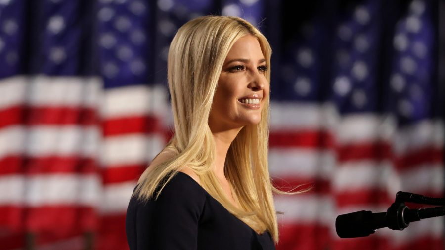 Ivanka Trump Shares Picture Getting COVID-19 Vaccine, Breaking Long Social Media Silence
