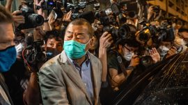UK, Europe News Brief (Jan. 14): Hong Kong Hires British Queen's Counsel to Prosecute Activists