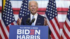 Biden Says He Will Not Ban Fracking