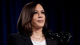 Harris Gives 'Prebuttal' to Trump's Speech