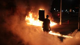 Message From RNC: Riots Vs. Law and Order
