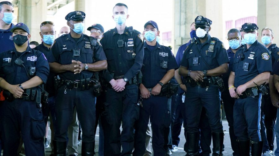 Top NYPD Police Union Promises Legal Action If City Imposes COVID-19 Vaccine Mandate