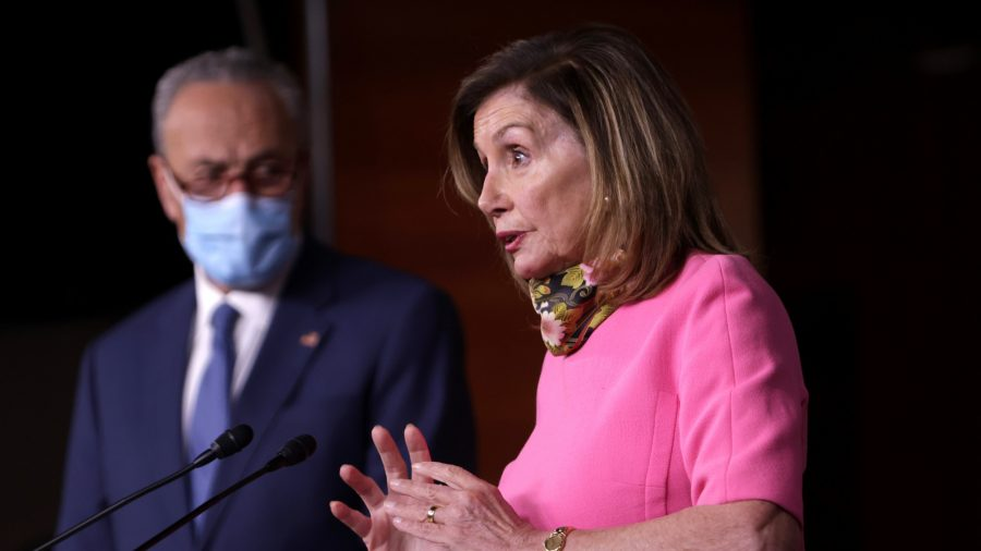 Pelosi, Schumer: White House Declined $2 Trillion Pandemic Deal