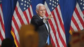 Pence Gives Speech at RNC After Formal Nomination