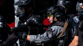 How Federal Cop Control Left Liberals Joyless in Seattle