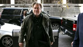 Steve Bannon, 'We Build the Wall' Organizers Arrested for Defrauding Donors