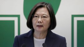 Taiwan Seeks Support After Chinese Incursions