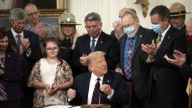 Trump Signs Landmark Conservation Bill, Addressing Public Lands Infrastructure