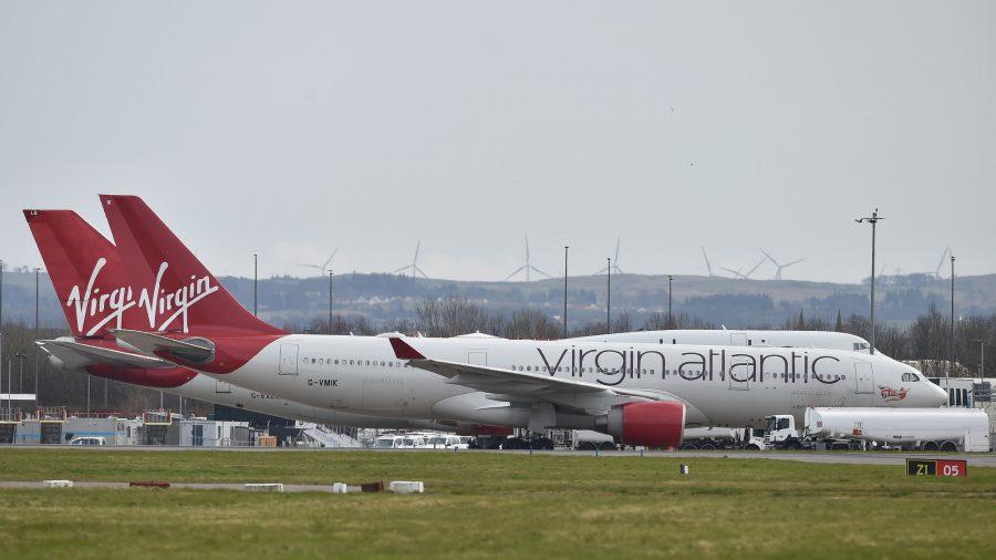 Virgin Atlantic Airways Seeks Bankruptcy Protection in US