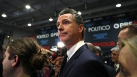 Newsom Says He Shouldn't Have Attended Gathering While Urging Californians to Stay Home