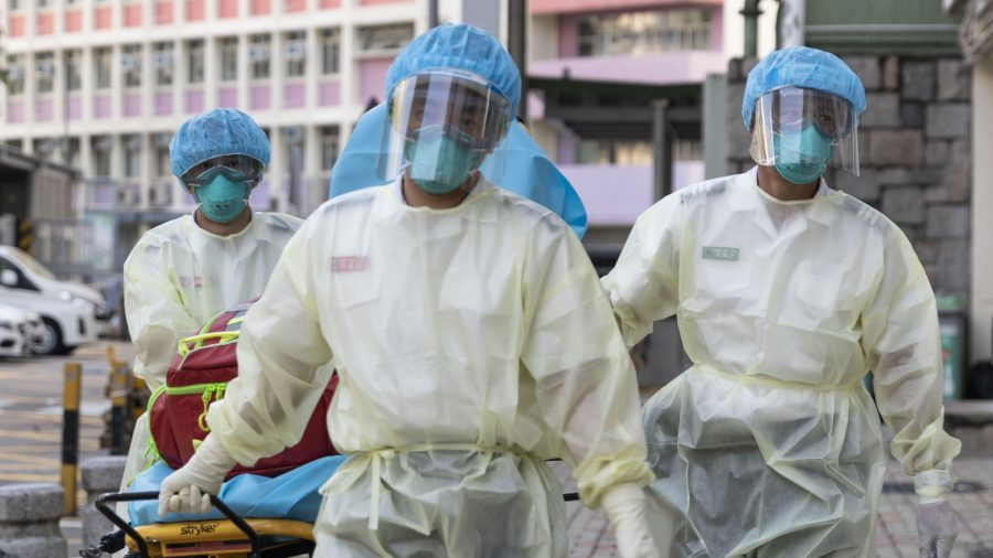 Hong Kong Researchers Say Patient Was Re-infected With CCP Virus