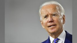 Biden Avoids Milwaukee Over Virus Concerns