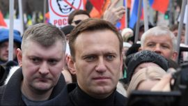 Putin Critic Navalny Has Come out of Coma, Berlin Hospital Says