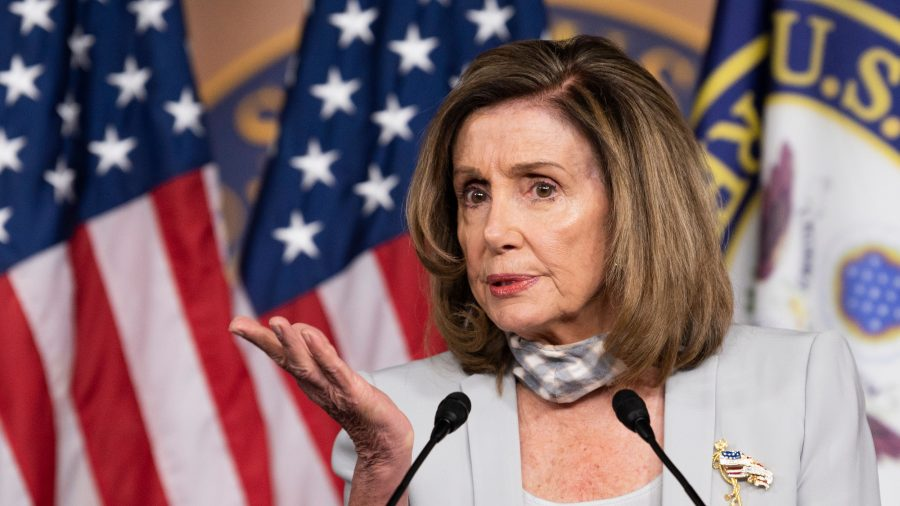 Pelosi to Call Lawmakers Back to Vote on Postal Service Changes