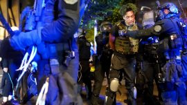 Oregon Governor Says No National Guard Help for Portland Before Another Riot