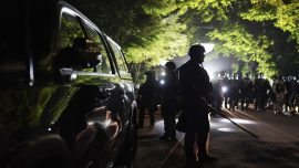 Portland Police Declare Riot After Officers Attacked
