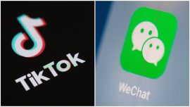 Trump Administration to Ban Access to Chinese Apps WeChat and TikTok on Sunday