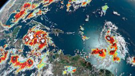 2 Tropical Systems Could Threaten the Gulf Coast at the Same Time