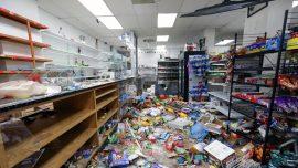 Chicago Convenience Store Ransacked Twice Since May