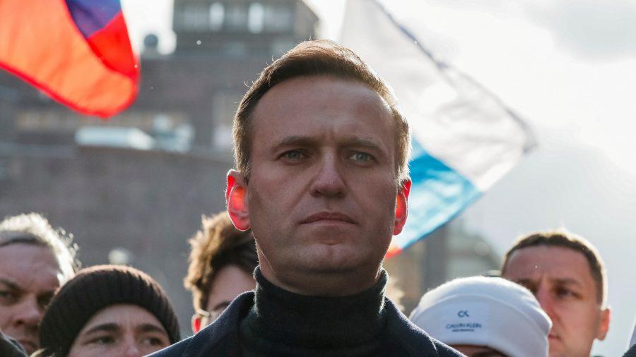 Russian Dissident Alexei Navalny Rebukes Twitter for Censorship of Trump
