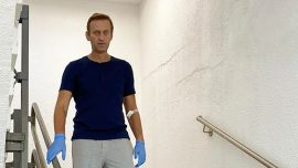 Alexei Navalny Released From German Hospital After 32 Days