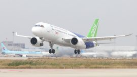 US Sanctions Delay Chinese Passenger Jet Project