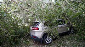 Florida, Alabama Residents Clean Up Damage After Hurricane Sally