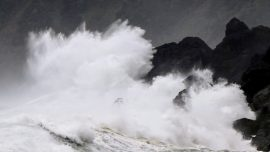 Japan Braces for Powerful Typhoon Haishen, Possible Record Rainfall