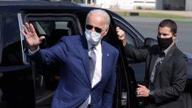 Biden Visits Kenosha, Meets With Jacob Blake's Family
