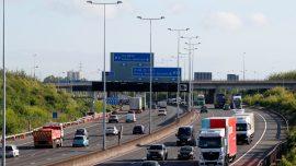 Roads Minister Defends Smart Motorways
