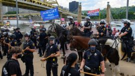 Pittsburgh Police Investigating Videos Showing Protesters Assault, Harass People