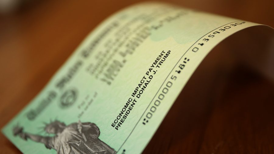 IRS: Up to 9 Million People Should Claim Stimulus Checks