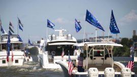 Patriotic Boat Parade Breaks World Record