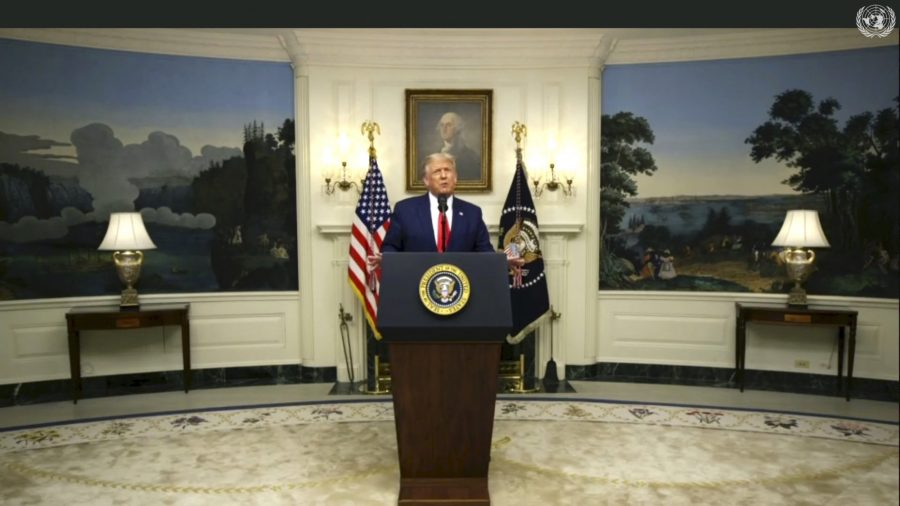 World Leaders Must Hold China Accountable for Causing the Pandemic: Trump at UN