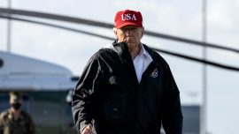 Trump to Visit Kenosha to Survey Damage From Riots, Speak to Business Owners
