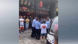 Private Property in China Confiscated Overnight