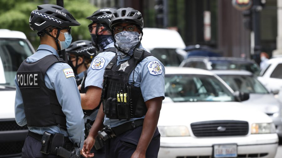 Chicago Police Union Endorses Trump