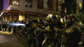 Federal Judge Restricts Portland Police Crowd Control, Suspends Officer