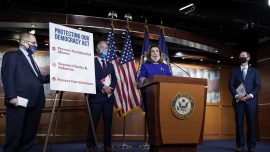 Democrats Unveil Sweeping Anti-Corruption Bills