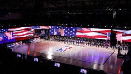 NBA Team Stops Playing National Anthem